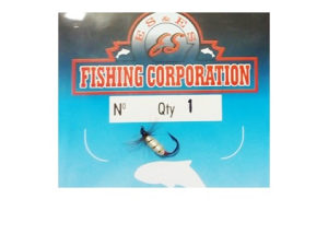 Umjetna mušica za ribolov (2)