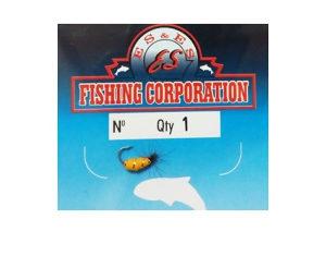 Umjetna mušica za ribolov (3)