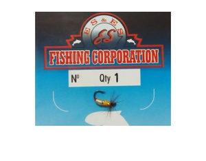 Umjetna mušica za ribolov (4)