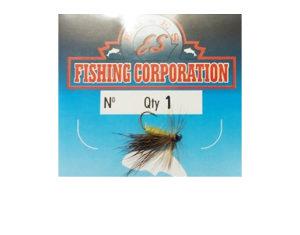 Umjetna mušica za ribolov (7)