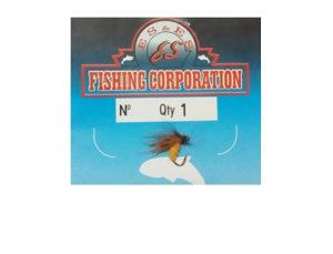Umjetna mušica za ribolov (8)