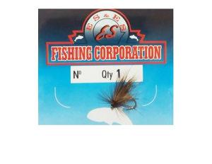 Umjetna mušica za ribolov (9)