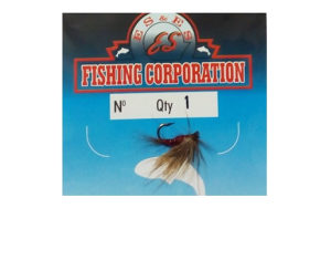 Umjetna mušica za ribolov (6)