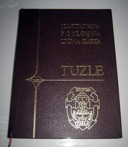 Ilustrovana poslovna lična karta Tuzle