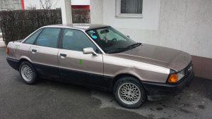 Prodajem Audi 80
