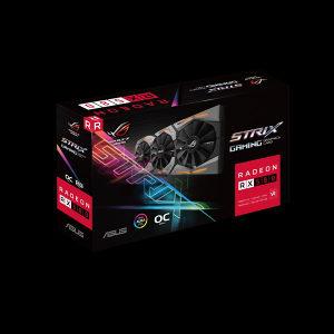 Grafička kartica STRIX-RX580-O8G-GAMING 2 komada