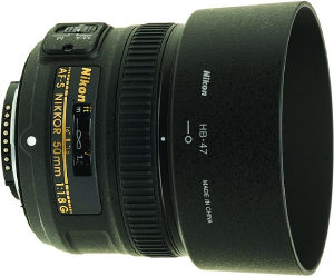 Nikon objektiv AF-S NIKKOR 50 MM 1:1.8G (KUPUJEM)