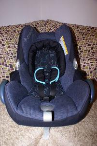 Autosjedalica / nosiljka Maxi-Cosi za bebe od 0-13 Kg