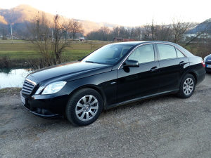 Mercedes w212 e 200