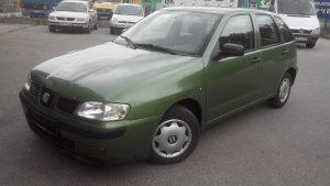 Seat Ibiza 1,9 sdi 2002g 061/155-425