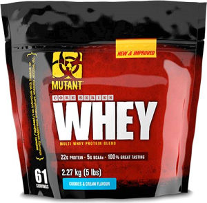 PVL Mutant Whey protein 2.27 kg