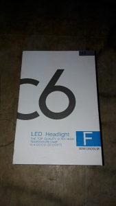 H7 led sijalice C6