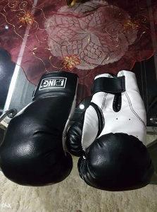 Rukavice Box Kickboxing PRAVA KOZA