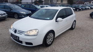 VW Golf 5 1.9 tdi 66 kw 2005 godina