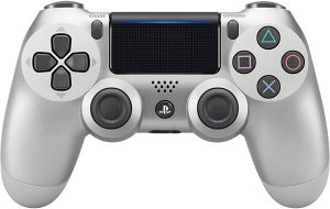 Sony Dualshock 4 Silver V2 (PlayStation 4 - PS4)