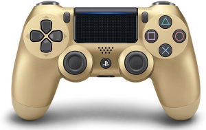 Sony Dualshock 4 Gold V2 (PlayStation 4 - PS4)