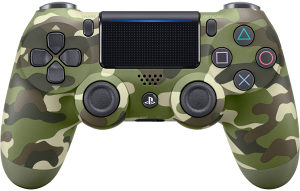 Sony Dualshock 4 Green Camo V2 (PlayStation 4 - PS4)