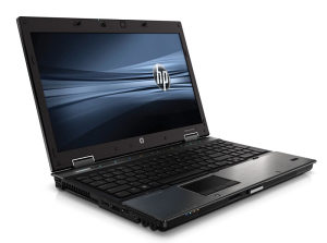 HP EliteBook 8540w Workstation  i7-Q740 / 8GB/ 500GB
