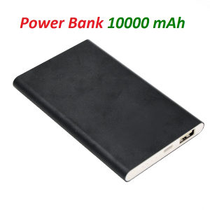 Power Bank YourZ 10000 mAh (Crni)