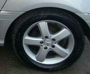 "ALU FELGE 16"" 5x112 Mercedes"