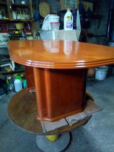 Terpezariski sto