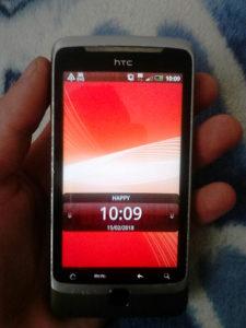 HTC  u ekstra stanju