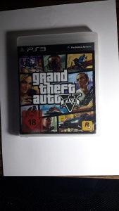GTA V ZA PS3