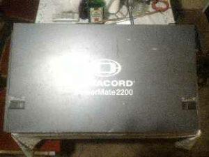 Mikseta Dynacord powermate 2200 2x700 W
