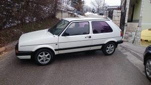 VW GOLF 2 Turbo Dizel (44KW) * Servo * 1991. god *
