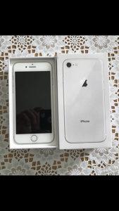Iphone 8 64GB Silver kao NOV