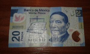 Novcanica Meksiko