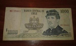 Novcanica Chile
