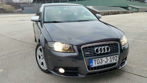 Audi A3 2.0 TDI 103kw sportbek S.line tek registrovan
