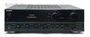 Sony TA - F 561R pojacalo, detaljno
