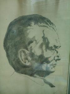 Slika Portret TITO
