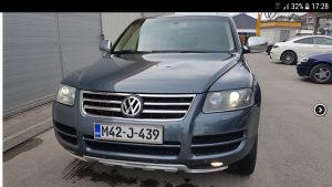 VW touareg 3.0 dizel