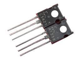 2sa1358 i 2sc3421 tranzistori 1par