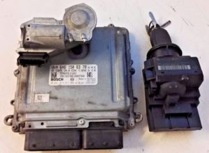 Mercedes Sprinter 211 311 Set Elektronika 0281013811