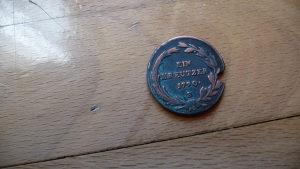 1 kreuzer 1790