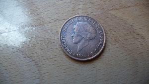 10 centimes luksemburg 1930