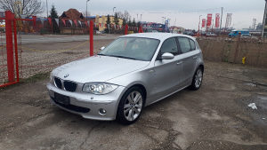 BMW 118...koza..xsenon..alu.f....ekstra..uvoz..ocarinje