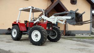 Traktor SCHILTER UT 60