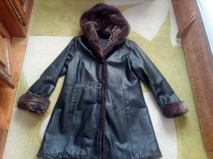 kozna jakna/mantil
