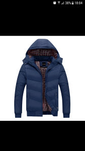 Muška jakna XL novo