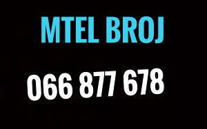 Mtel broj 066 877 678