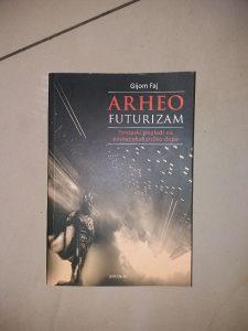 Knjiga Arheo Futurizam