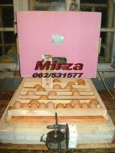 Poluautomatski Inkubator 150 jaja