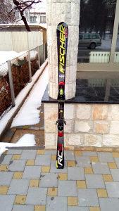 Skije Fischer RC 4 Worldcup SC 160 cm