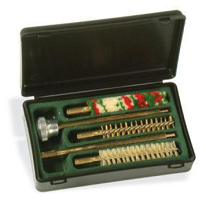 Set za čišćenje pištolja u pvc kutiji art.83