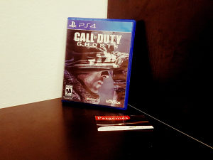 Call of Duty: Ghosts (PS4 - PlayStation 4) Ghost